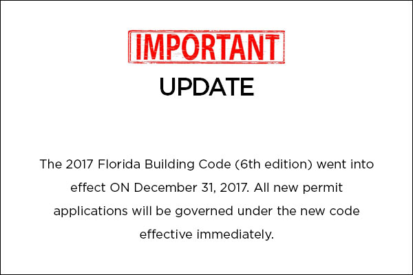 Florida Building Code 6th Edition