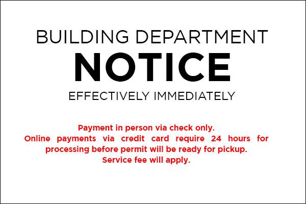 Building Notice