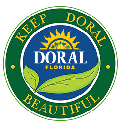 Keep Doral Beautiful Logo