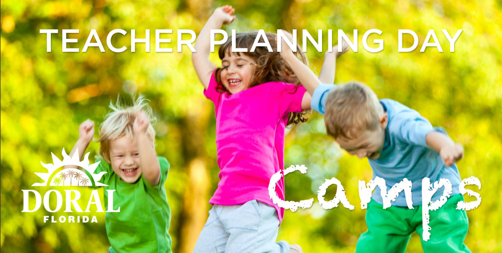 Teacher Planning Day Camps