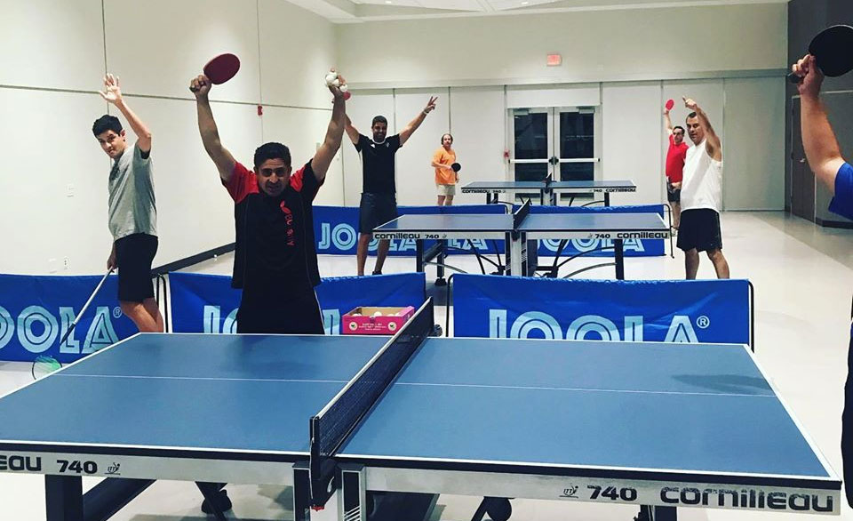 Doral Table Tennis Adult
