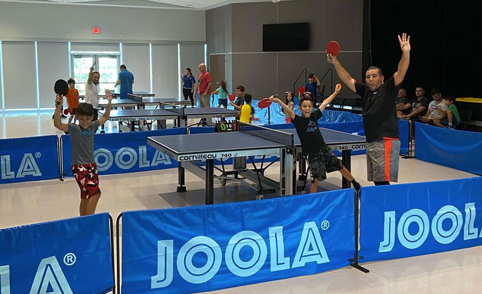 Doral Table Tennis Youth