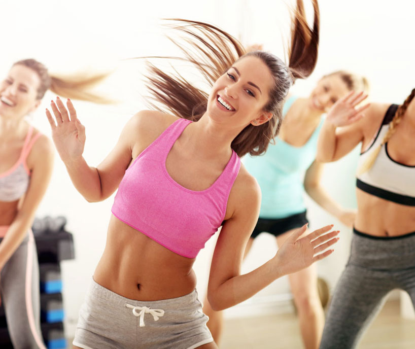 Jazzercise Adults and Teens
