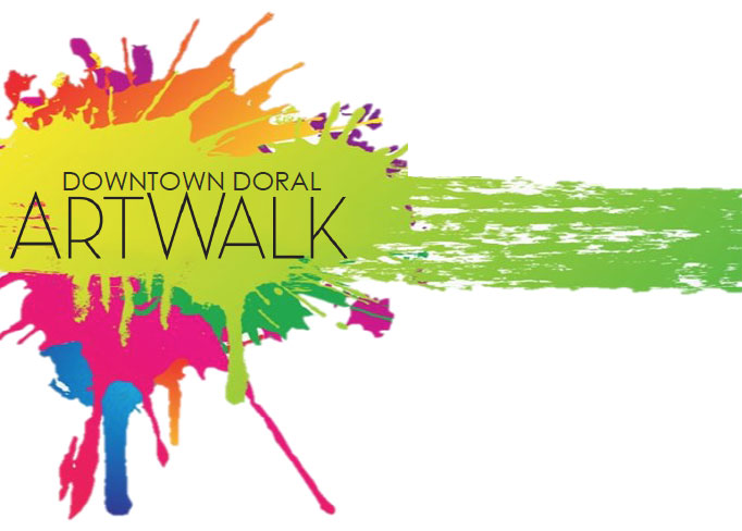 DOWNTOWN DORAL ART WALK