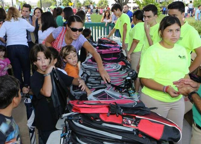BACK TO SCHOOL NIGHT & NATIONAL NIGHT OUT