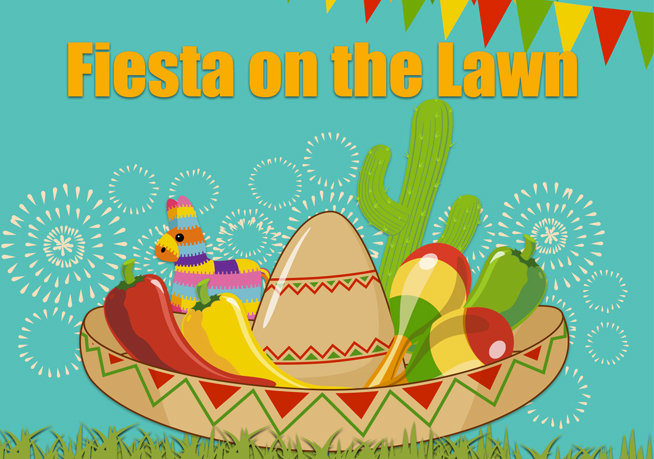 Fiesta on the Lawn