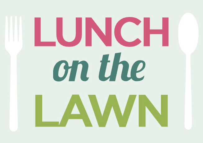 Lunch on the Lawn