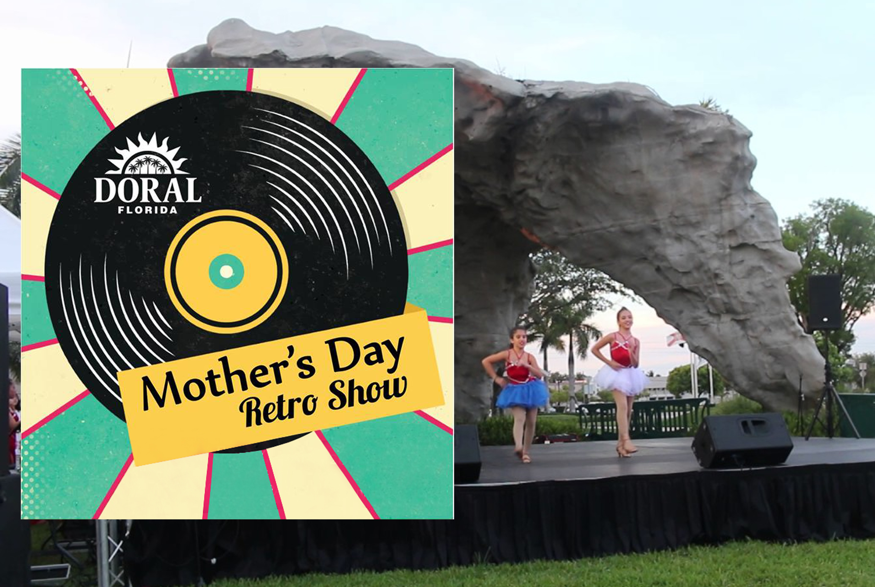 Mother's Day Retro Show