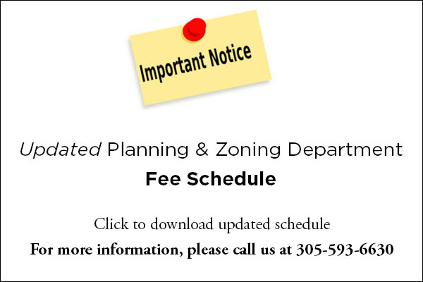 Planning And Zoning City Of Doral