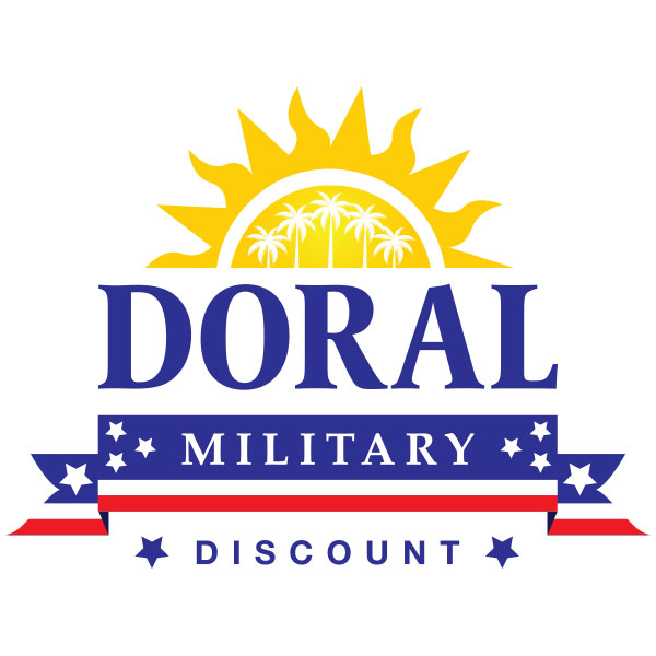 Military Discount Logo