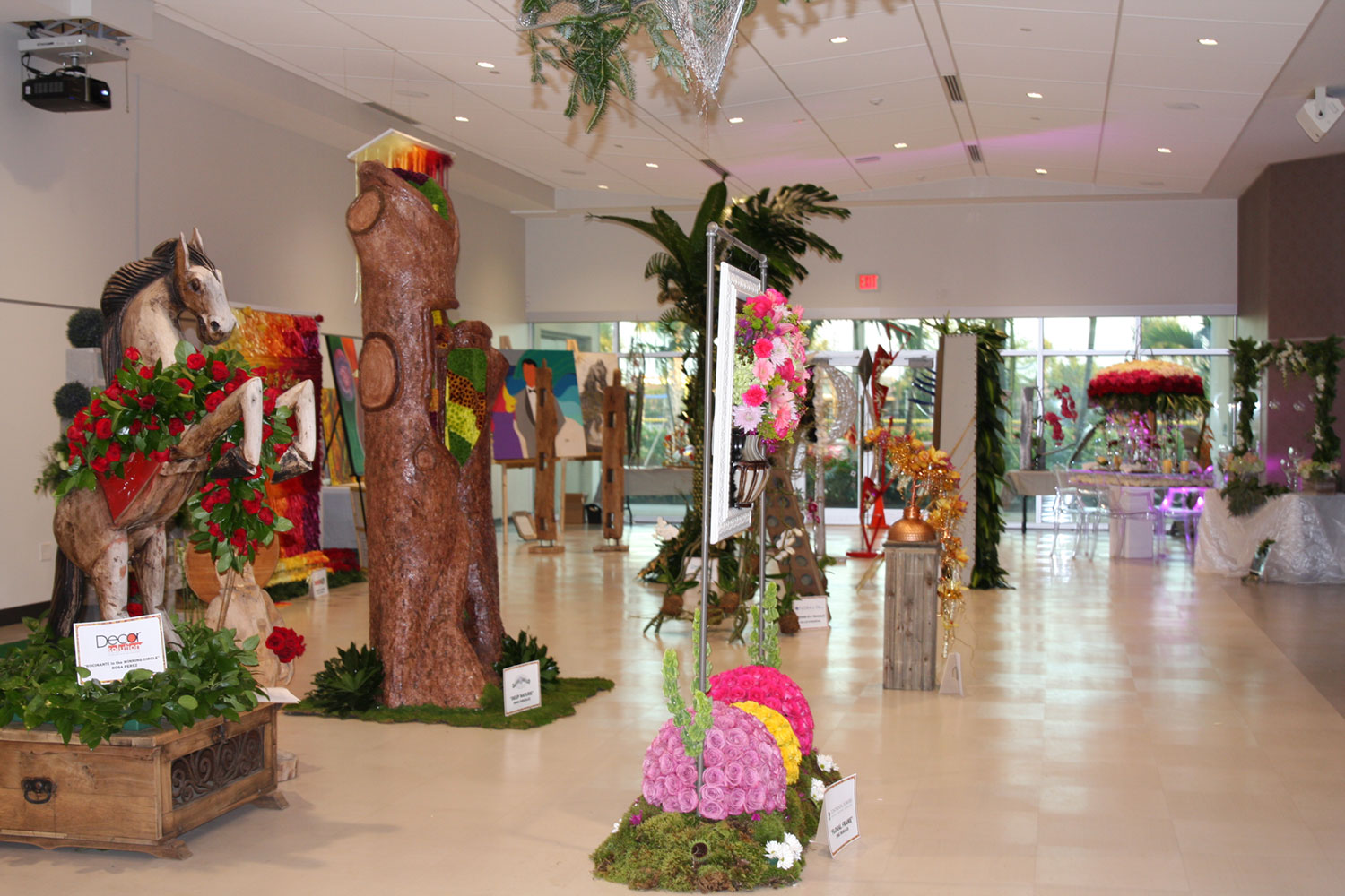 Doral Art and Flowers Festival