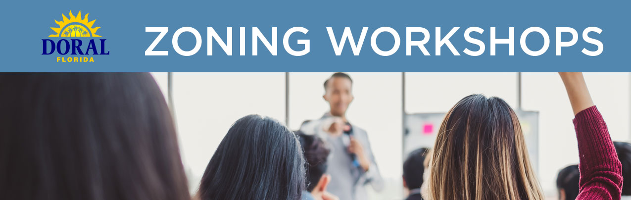 Zoning Workshops