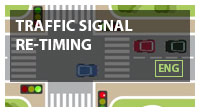 Traffic Signal Re-timing