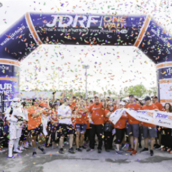 Doral Supports JDRF One Walk® on March 14th