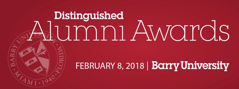Barry University Alumni Awards