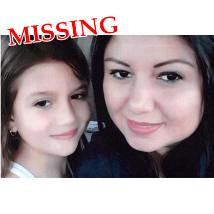 Mother and Child Missing