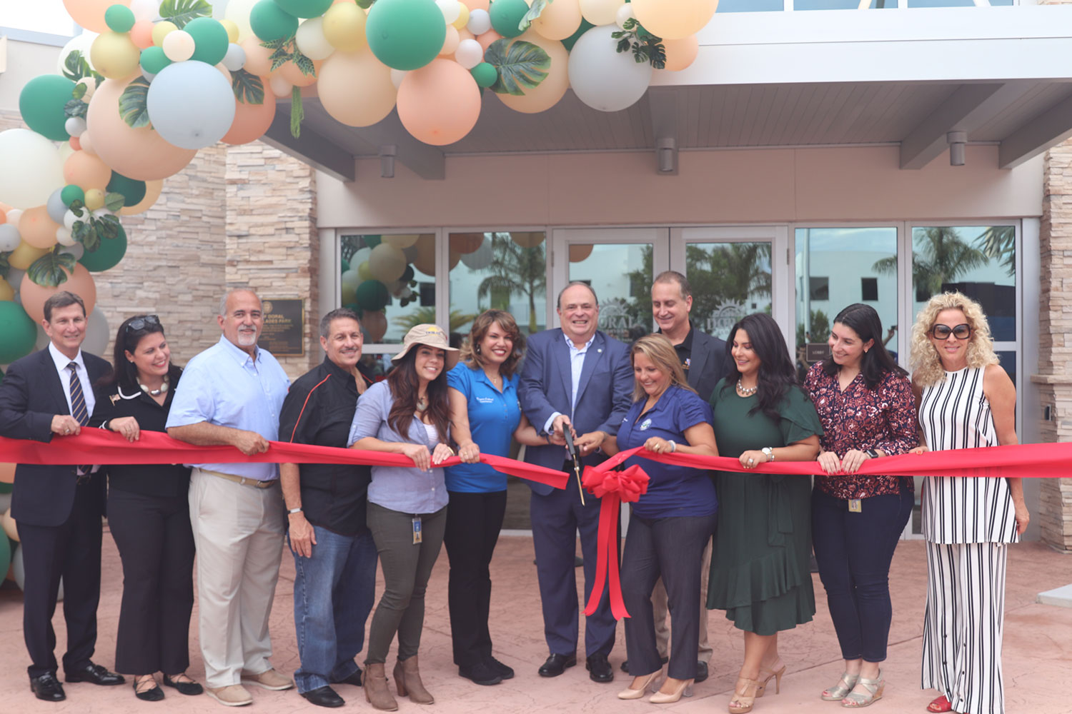 Doral Glades Grand Opening