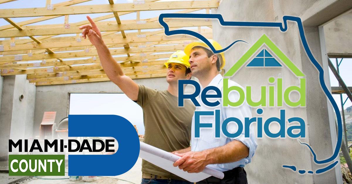 Rebuild Florida Dade-County