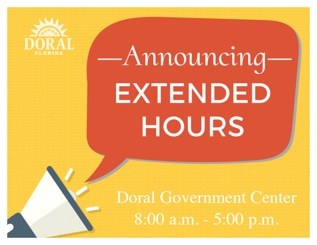 Government Center Extended Hours