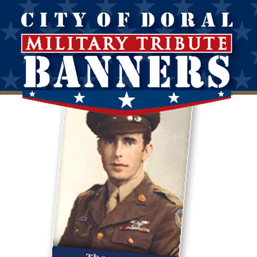 Honor our Beloved Veterans with a Tribute Banner