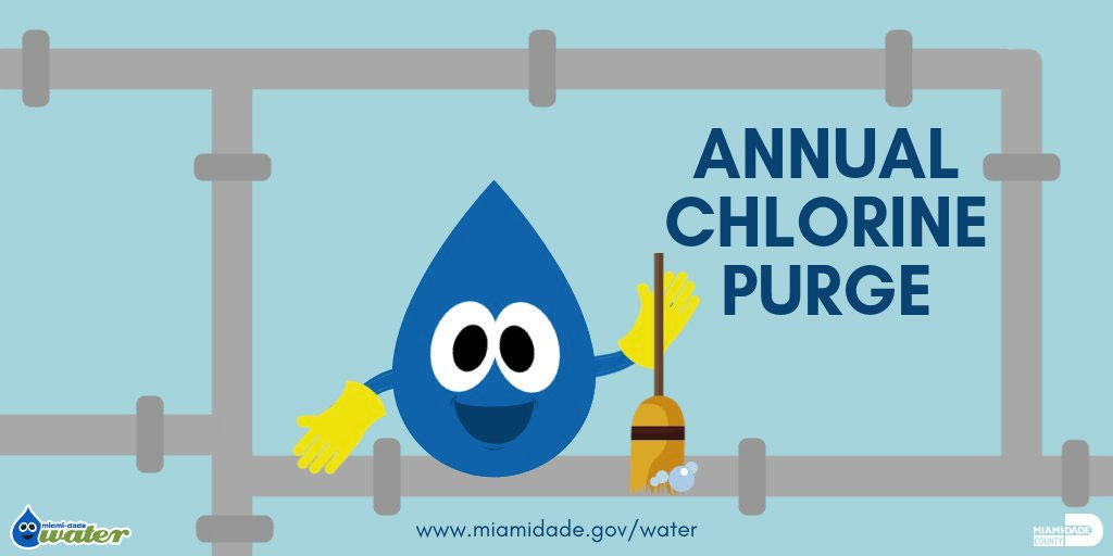 Chlorination Purge