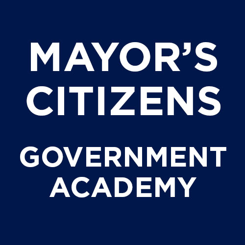 Mayor's Citizens Government Academy