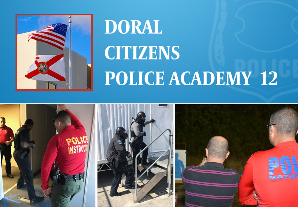 Doral Citizens Police Academy