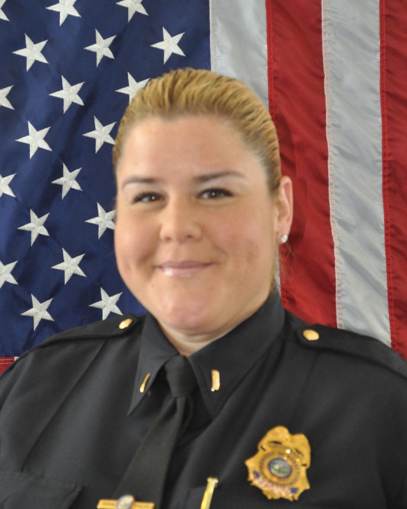 Lieutenant Cathy Jewett