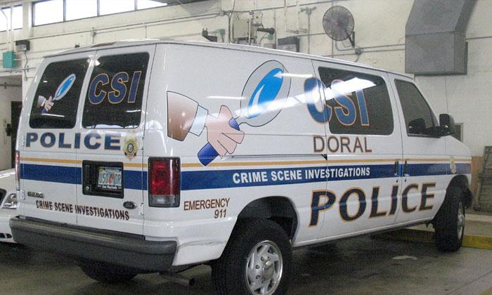 Crime Scene Investigation Unit