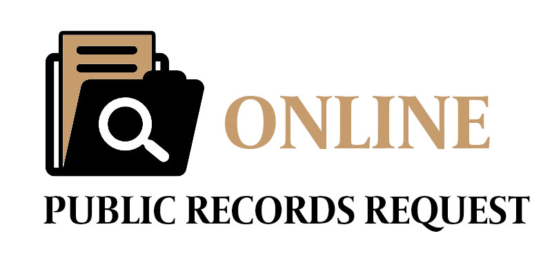 Online Records Request